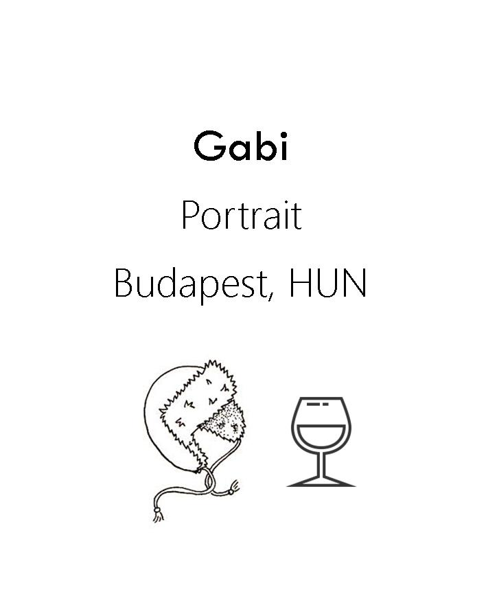 Portrait Gabi 2015