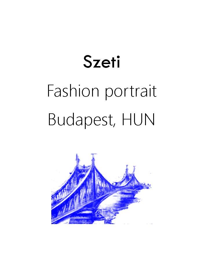 Fashion photo Fővám tér Szeti