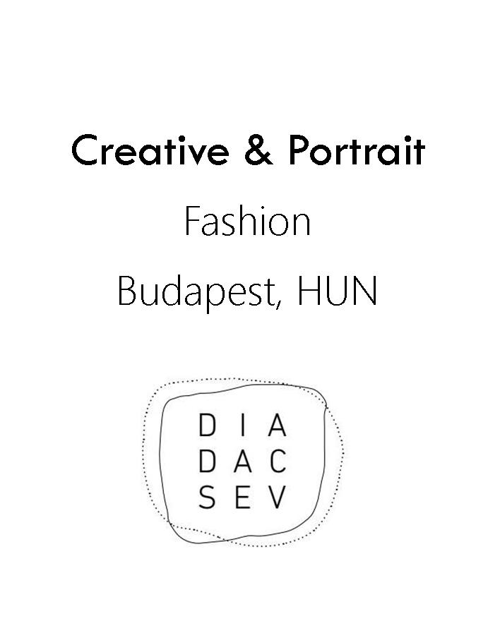 Fashion Photo Session 2017 - Dacsev Dia